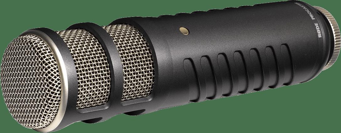 Black Rode Procaster Dynamisches Großmembran-Mikrofon.3