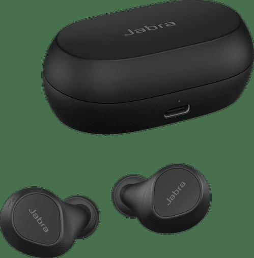 Black Jabra Elite 7 Pro Noise-cancelling In-ear Bluetooth Headphones.3