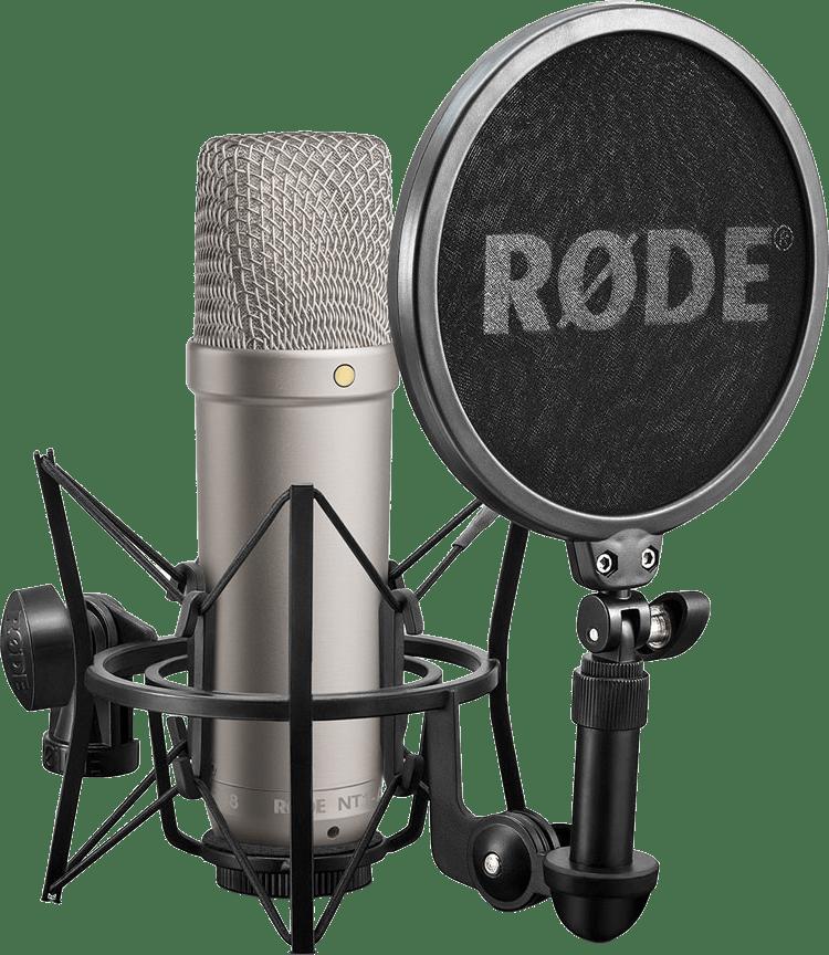 Black Rode NT1-A Grootmembraan Microfoon.1