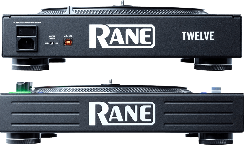 Black Rane 12 MKII Deck-Controller.2