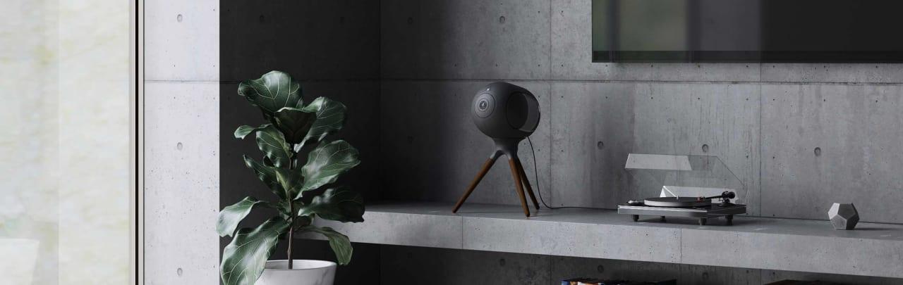 Dark Chrome Devialet Phantom I 108 DB High-End Wireless Speaker (Piece).2