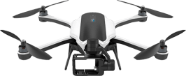 GoPro Karma Drone with Frame and Grip