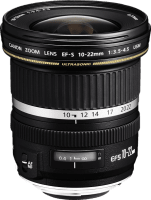Canon EF-S 10-22 IS STM Lens