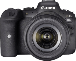 Canon EOS R6 + RF 24 - 105mm Lens Kit