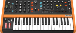 Behringer Poly D Four-part analog synthesizer