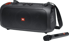 JBL Partybox on the go Portable Bluetooth Speaker