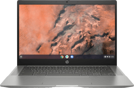 HP Chromebook 14 14b-na0256ng Laptop - AMD Ryzen™ 5 3500U - 8GB - 128GB PCIe - AMD Radeon™ Graphics