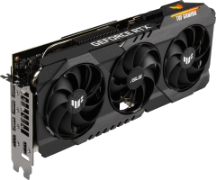 ASUS GeForce RTX 3070 Ti TUF O8G LHR Graphics Card