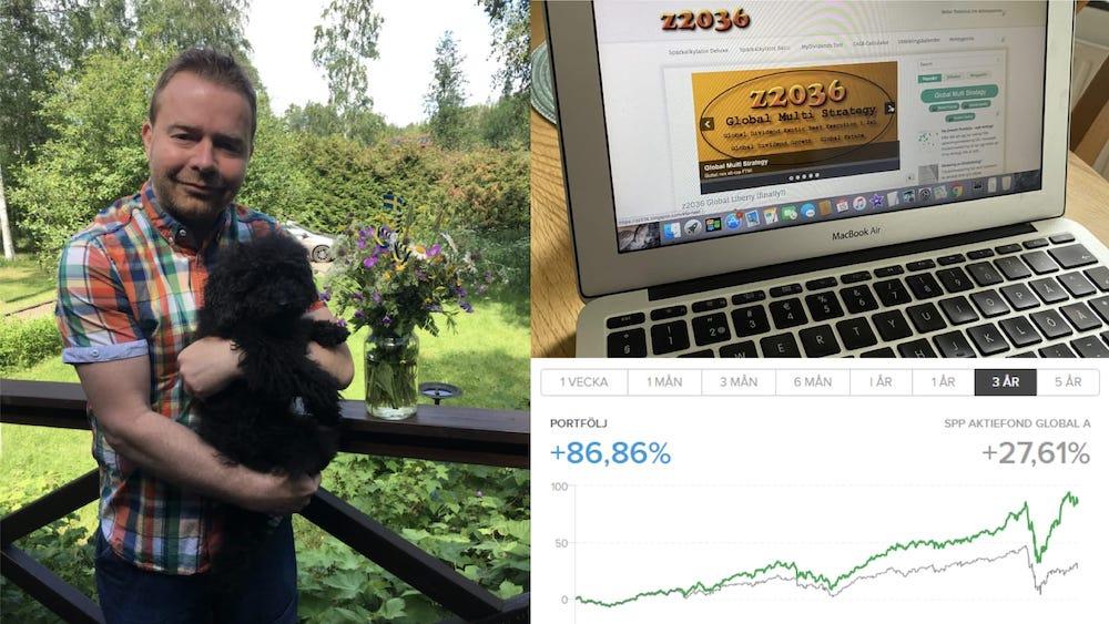 Börskollen-intervju med Twitterprofilen, bloggaren och den globala tillväxtinvesteraren Stefan Thelenius