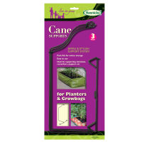 The Cane Supports for Garden Planters and Growbags from Haxnicks