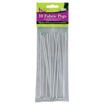 Eco Friendly Fabric Pegs from Haxnicks
