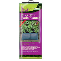 The Pea and Bean Patio Planter from Haxnicks