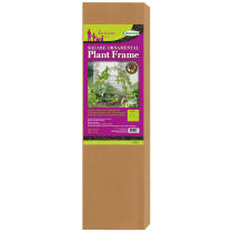 Square Ornamental Plant Frame from Haxnicks