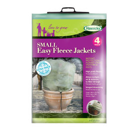 Easy Fleece Jackets - Small (Pack of 4)