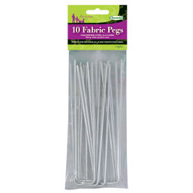 Fabric Pegs (10 per pack)