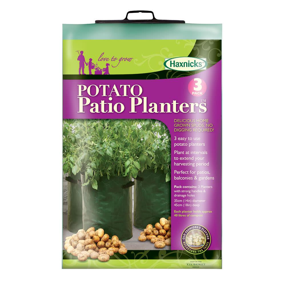 haxnicks potato patio planter potato patio planter from haxnicks