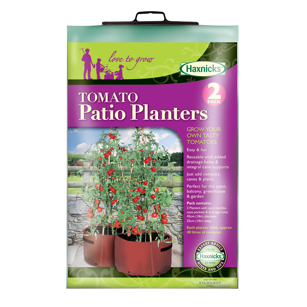 ... The Tomato Patio Planter From Haxnicks