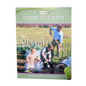 Down to Earth Book from Haxnicks