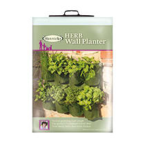 Herb Wall Planter from Haxnicks