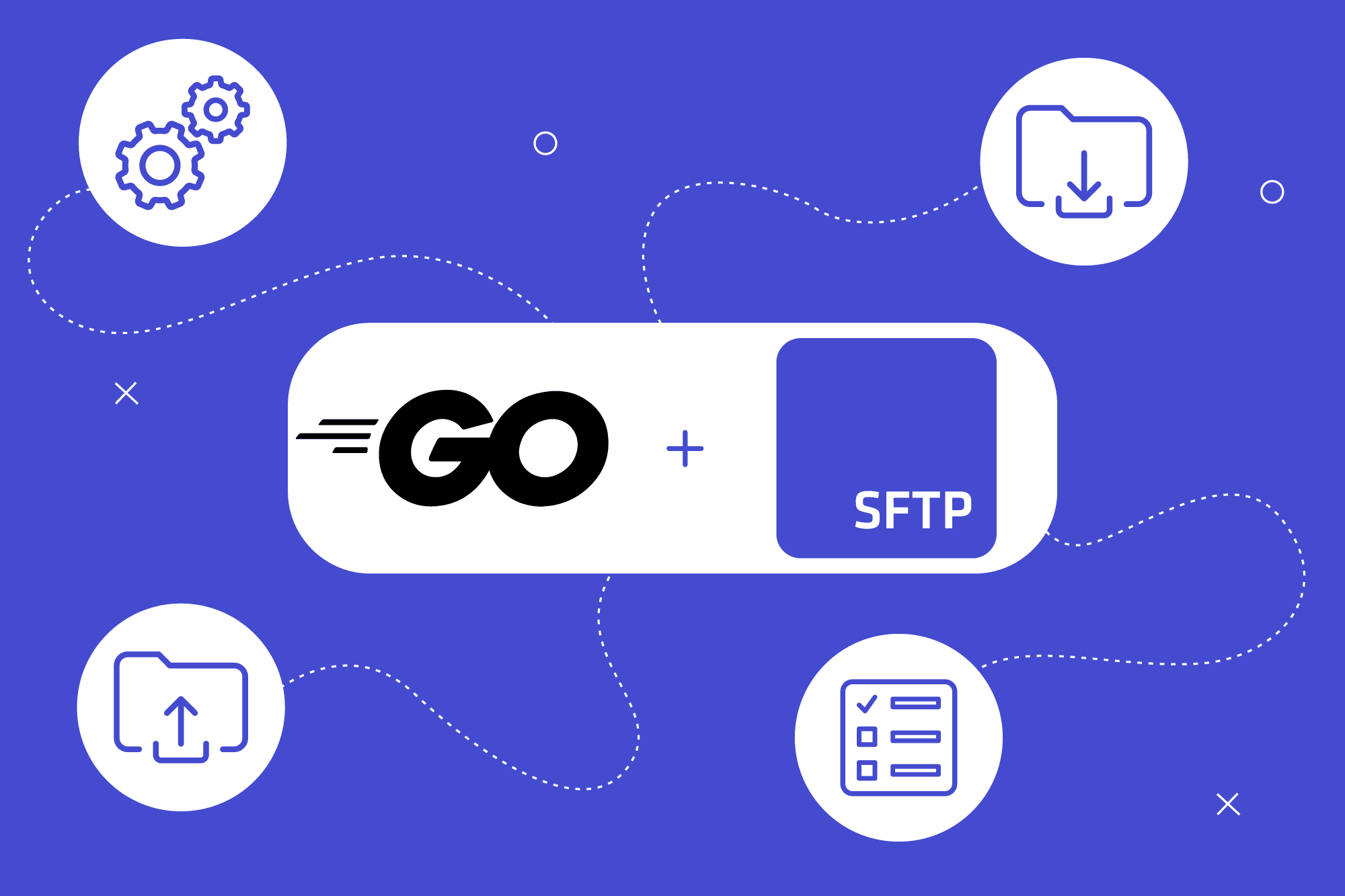 How to connect to SFTP in Go