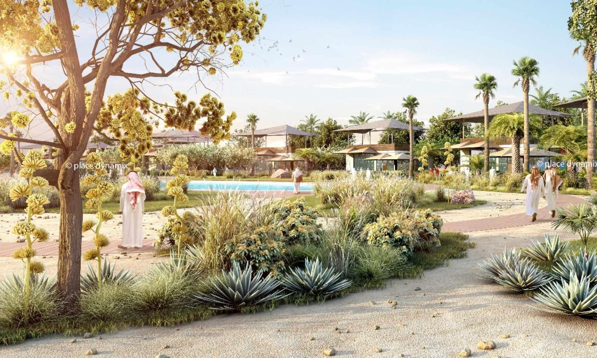 Desert Resort & Nature Interpretation Centre