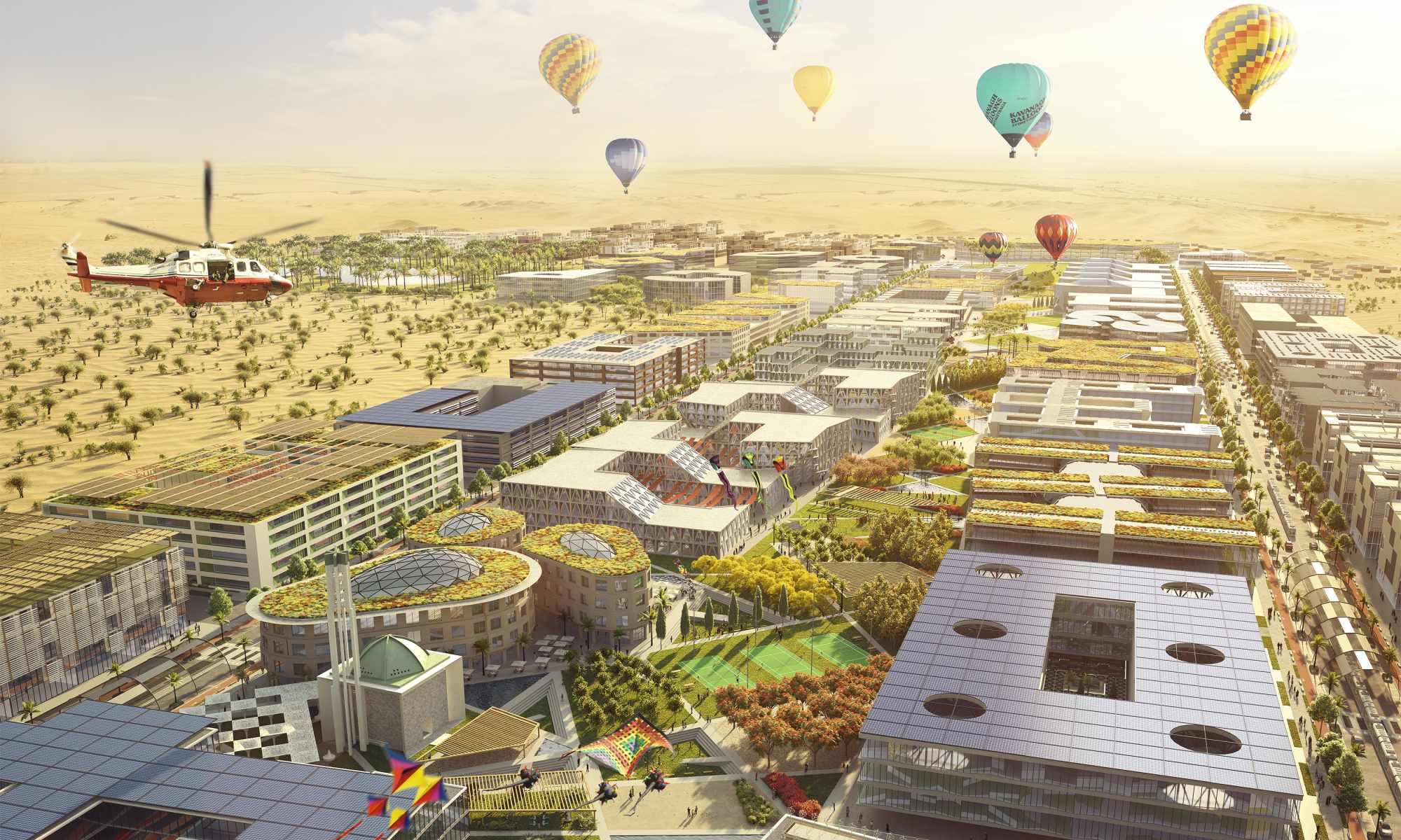 Sharjah Health Care City