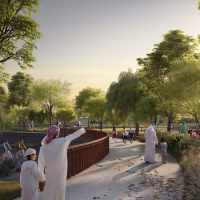 Dubai Holding & Dubai Municipality to create largest new public park in Dubai