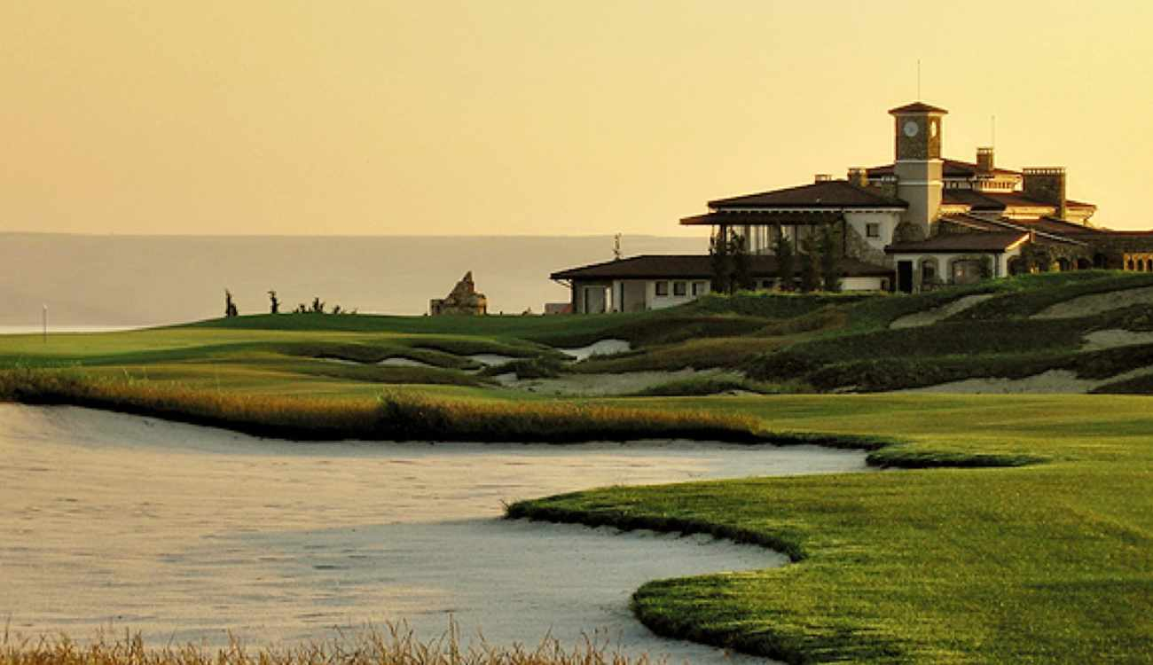Blacksearama Golf Course & Villas