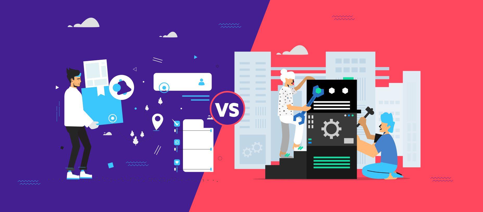 Off-the-shelf vs custom-made: Do you buy or build your software?