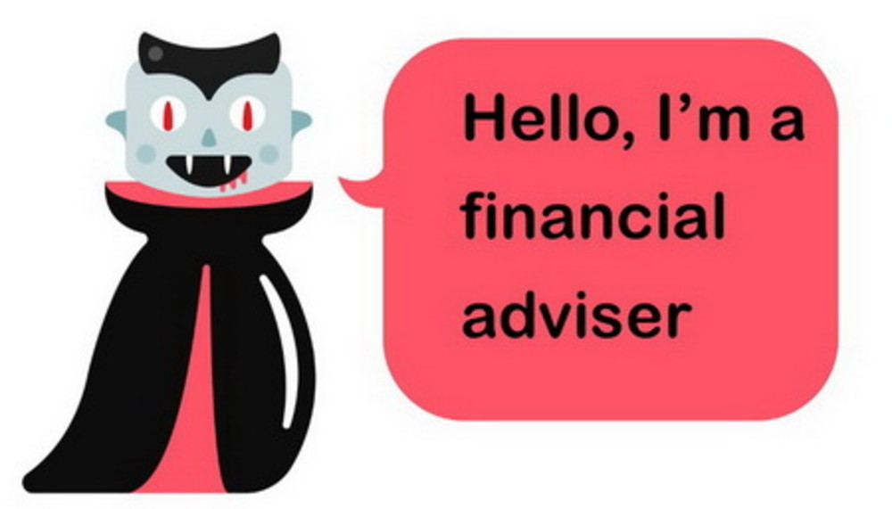 Financial planners: we're not all bad!
