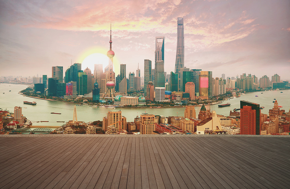 Why work in financial services in Shanghai?