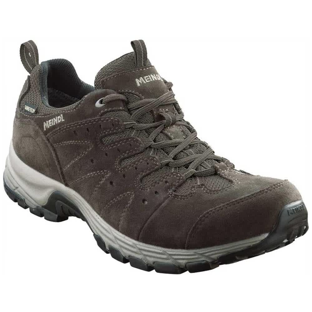 factory authentic great fit special section Meindl Rapide GTX Mens Wide Fit Walking Shoes - Brown