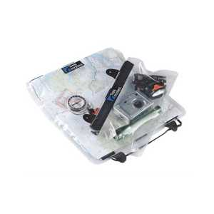 Trekmates Soft Feel Map Case - Clear