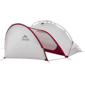 MSR Hubba Tour 1 Solo Cycling Touring Tent - Green