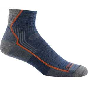 Darn Tough 1959 Hiker 1/4 Cushion Socks - Denim