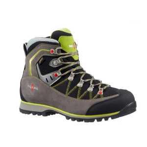 Kayland Plume Micro GTX Walking Boots - Grey/Lime