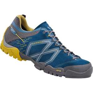 Garmont Sticky Stone GTX Alpine Walking Shoe - Night Blue/Dark Yellow