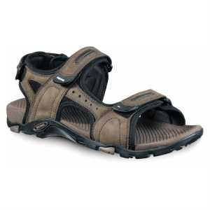 Meindl Capri Walking Sandals - Dark Brown