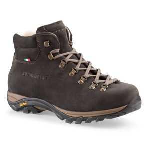 Zamberlan 321 New Trail Lite Evo Leather Walking Boots - Dark Brown