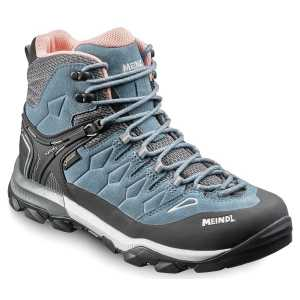 Meindl Tereno Lady Mid GTX Walking Boots - Denim/Salmon