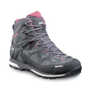 Meindl Tonale Lady Mid - Anthracite/Rose - Size UK 9