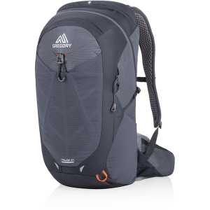 Gregory Miwok 24 Lightweight Backpack - Flame Black