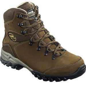 Meindl Meran Mens Leather Wide Fit Walking Boots - Brown