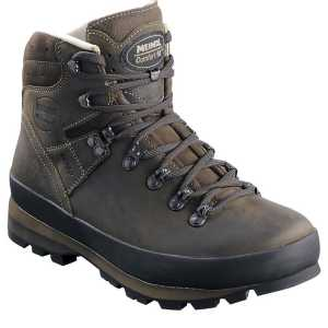 Meindl Bernina 2 Walking Boots - Brown