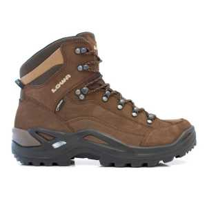 Lowa Renegade GTX Mid Walking Boot -Espresso/Brown - size 11.5