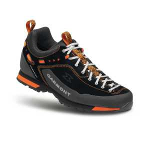 Garmont Dragontail LT Alpine Walking Shoes - Black/Orange - size 9.5 - Ex-Demo