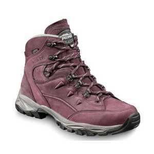 Meindl Womens Alberta Walking Boots - Aubergine