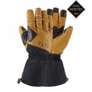 Montane Alpine Mission Waterproof Gore-Tex Gloves - Black