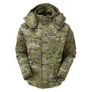 Keela Special Forces Waterproof Belay Jacket 2.0 - Field Camo