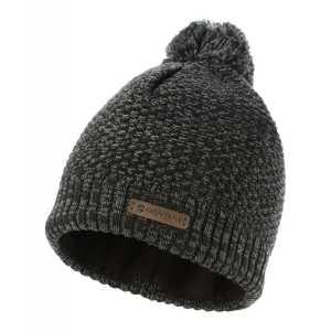 Montane Beta Bobble Beanie Hat - Black